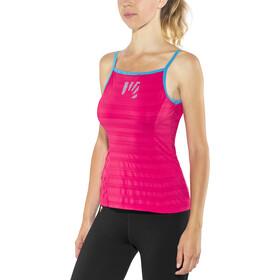 Karpos Bull Sun - Camisa sin mangas Mujer - rosa